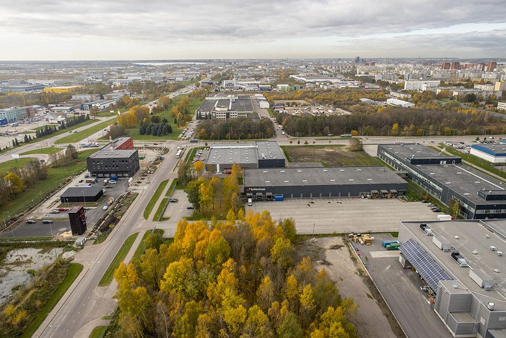 acd92b5f0e1 Tondiraba Industrial Park | Tallinna Tööstuspargid